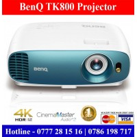 BenQ TK800 4K Home Cinema Projectors sale Price in Sri Lanka