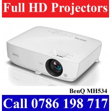 BenQ MH534 Full HD Projectors Sale in Sri Lanka.