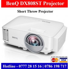BenQ DX808ST Short Throw Projectors sale price Sri Lanka