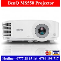 Benq MS550 Projectors sale Colombo, Sri Lanka | BenQ Projectors