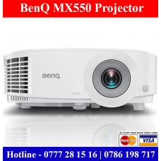 BenQ MX550 Projectors sale Colombo, Sri Lanka | XGA Projectors Sri Lanka