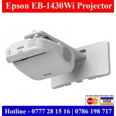 Epson EB-1430Wi Multimedia Projectors Sri Lanka Price. Wifi Projectors Sri Lanka