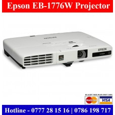 Epson EB-1776W Projector Price in Sri Lanka. Epson Business Projectors