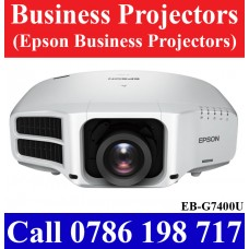 Epson EB-G7400U Business Projectors in Sri Lanka sale price