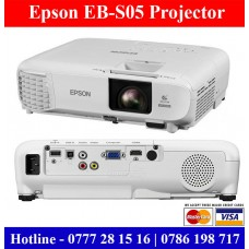 Epson EB-S05 Projectors Sri Lanka. Epson EB-S04 Projector Price