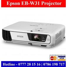 Epson EB-W31 Projectors Sri Lanka. Epson EB-W31 Projectors Price