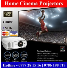 Home Cinema Projectors sale Colombo, Sri Lanka | Epson EH TW6700 Projector