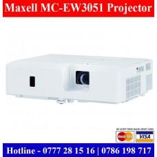 Maxell MC-EW3051 WXGA Projector Sale Price Sri Lanka