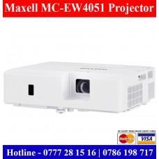 Maxell MC-EW4051 WXGA Projector Sale Price Sri Lanka