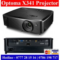 Optoma X341 Projectors Sale Colombo, Sri Lanka | Optoma Dealers Sri Lanka