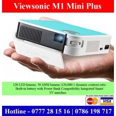 Viewsonic M1 Mini Plus Portable Projector Price Sri Lanka