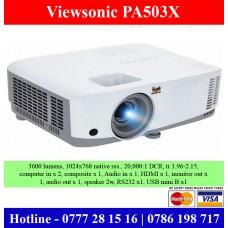 View Sonic PA503X Projectors sale price Sri Lanka